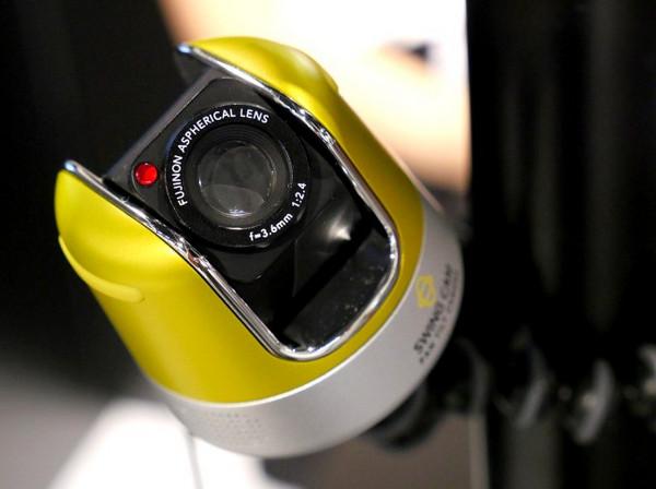 Fujifilm muestra un prototipo de su Swing Cam