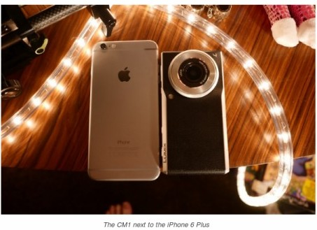 Panasonic CM1 Review - the smart-camera-phone - EOSHD
