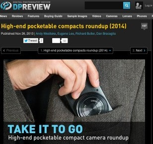 http://www.dpreview.com/articles/9935181366/high-end-pocketable-compacts-2014-roundup