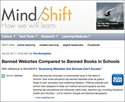 http://mindshift.kqed.org/jp/banned-websites-compared-to-banned-books-in-schools/