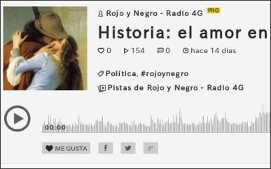 http://www.spreaker.com/user/rojoynegro/historia-el-amor-en-la-espana-moderna
