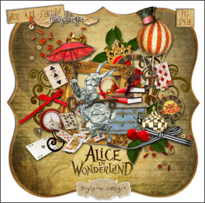 http://themelike.net/scrap-kit/19092-scrap-set-alice-in-wonderland-png-and-jpg-files.html