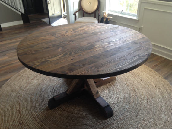 Circle Farm Table for Sale