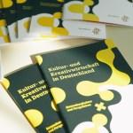 Fachkonferenz – Kultur- und Kreativwirtschaft in Deutschland am 20.04.2018 in Halle (Saale)