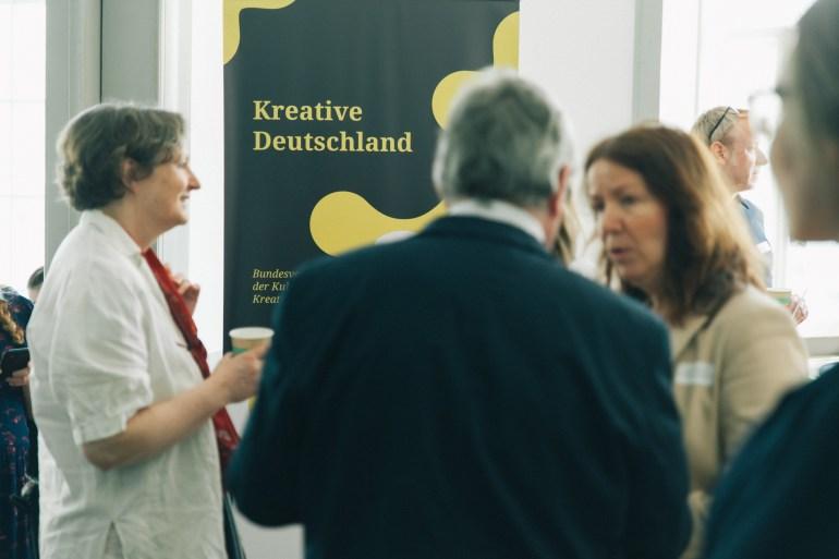 Fachkonferenz – Kultur- und Kreativwirtschaft in Deutschland am 20.04.2018 in Halle (Saale) Slide 8