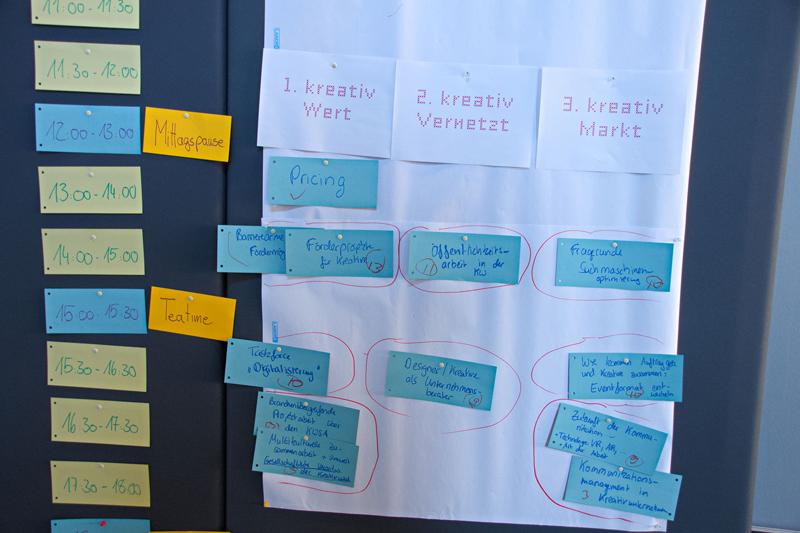 """KWSA gründet Task Force Digitalisierung auf KWSA BARCAMP """"Ohne geht nicht! – die Kreativwirtschaft als Zukunftsbranche"""" Slide 7"""