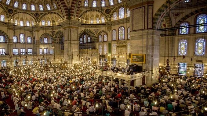 Eid prayers 2016