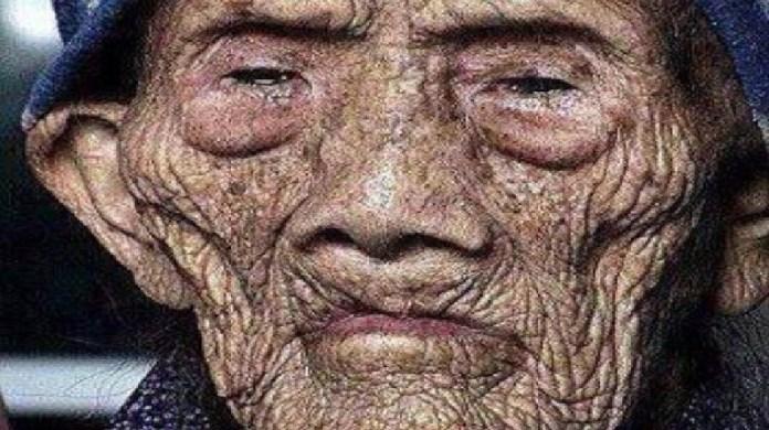 256 year old man
