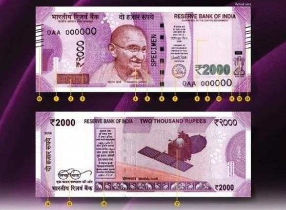 India scraps 500 and 1,000 rupee bank notes overnight