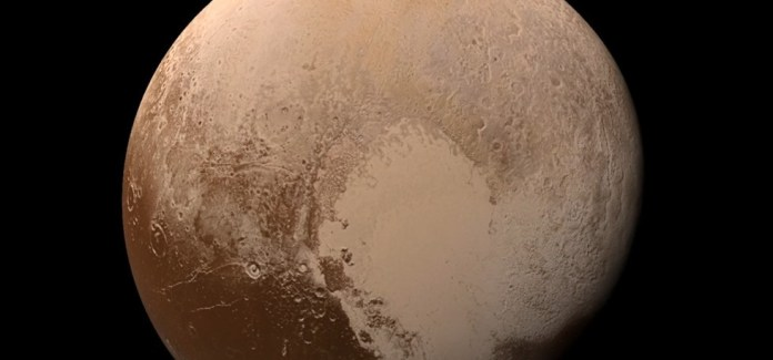 NASA Just Released A Video That Lets You Experience Landing On The Surface Of Pluto