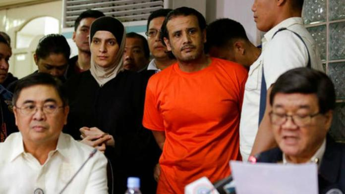 Philippines arrest Kuwaiti 'IS bomb maker' and Syrian wife