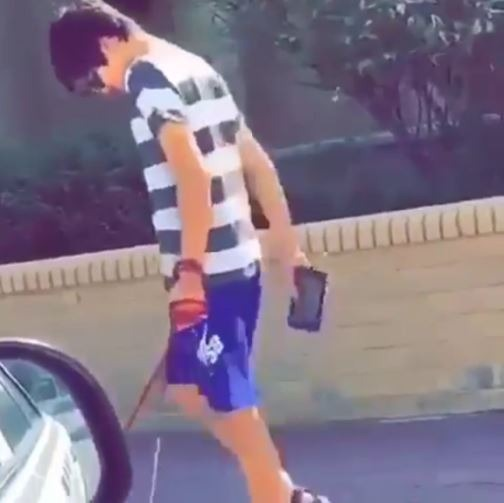 Two Policemen Fired After Mocking Expat In Video