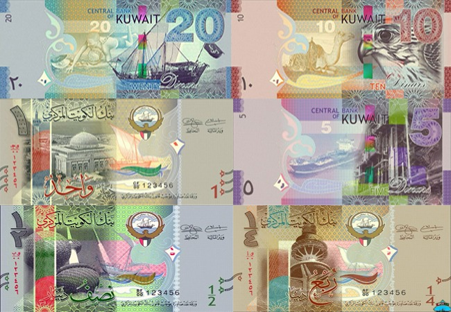 51,000 Kuwaiti dinars was being smuggled by an Egyptian