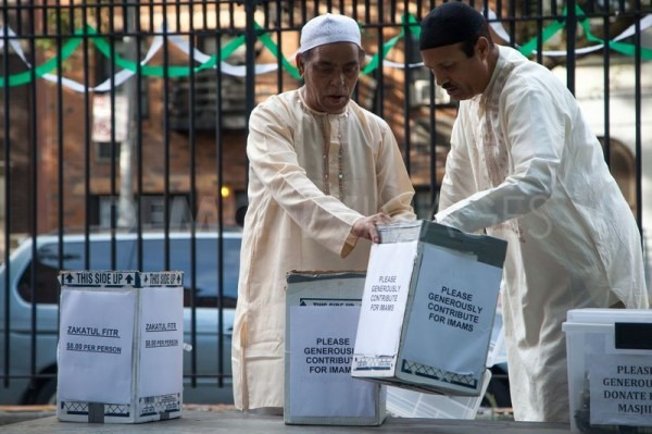 Deportation for anyone collecting donations during Ramadan