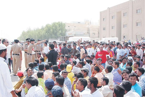 About 8,000 expatriates deported this year