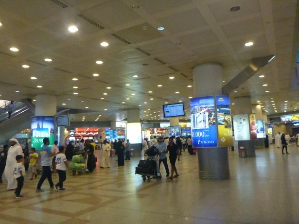Kuwait airport took steps to end agony of stranded domestics workers