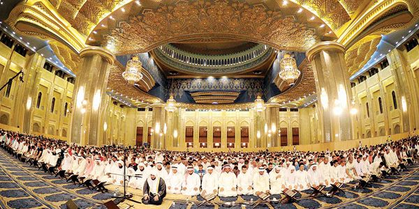 Grand Mosque ready for last 10 days of Ramadan