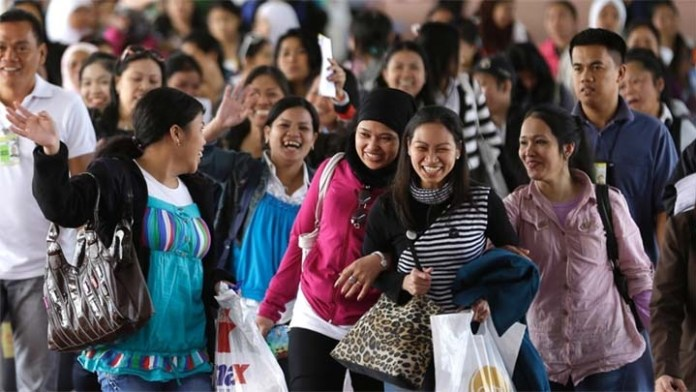 Philippines hikes maid recruitment fees in Kuwait
