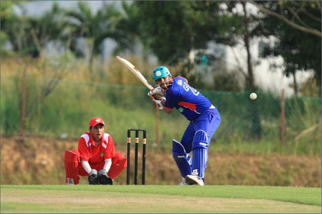 Cricket extremely popular during weekends in Kuwait