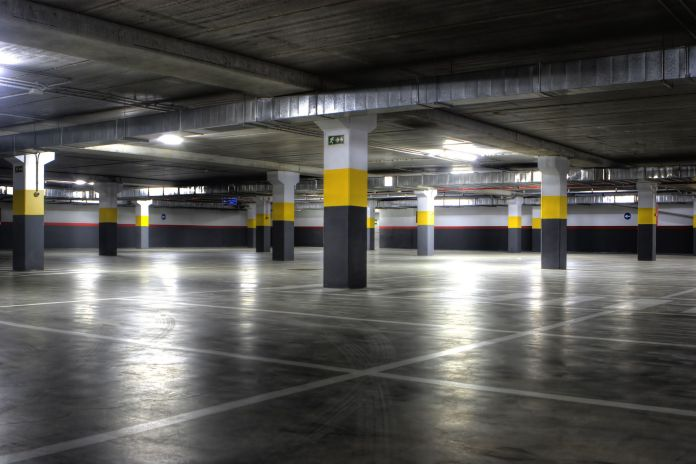 Basements are strictly for parking purpose only