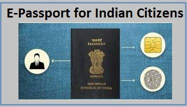 Indians Will Get An E-Passport Soon