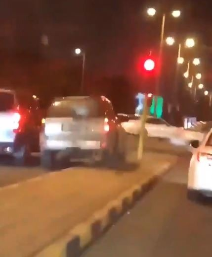 Reckless driver causes serious accident