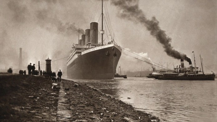 Titanic was the biggest passenger ship 9 Interesting Facts About the Titanic