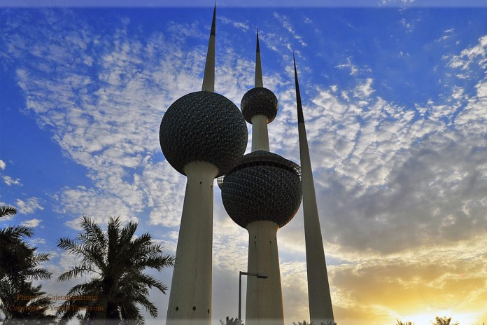 Kuwait Towers - Kwt Today