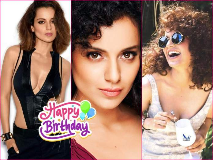 Happy Birthday Kangana Ranaut: 5  Fascinating Facts Of Bollywood's Lady Superstar