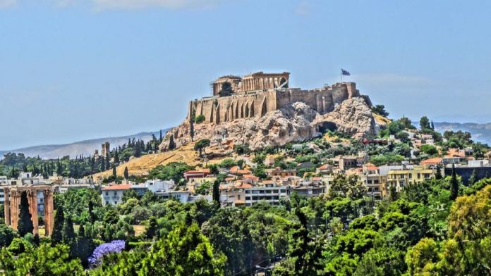 Athens Greece Top 20 Hot Destinations where you can visit less than $100 a day