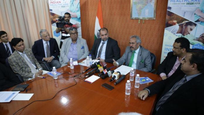 Indian Embassy to host Indian Healthcare Expo in Kuwait