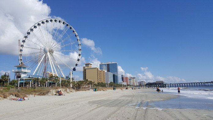 Myrtle Beach South Carolina Top 20 Hot Destinations where you can visit less than $100 a day