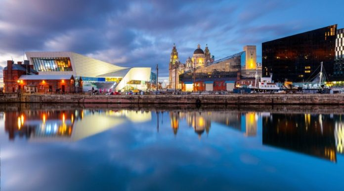 liverpool england Top 20 Hot Destinations where you can visit less than $100 a day