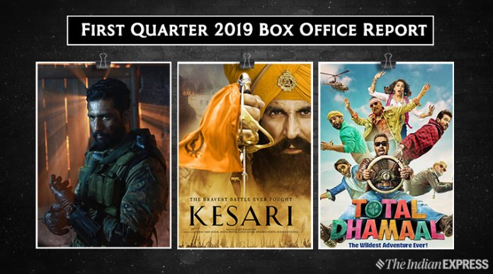 Bollywood Box Office Status 2019: First quarter breaks all records with success of Uri, Gully Boy and Kesari