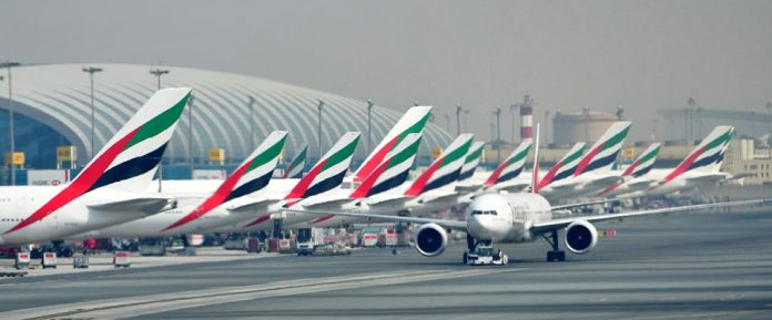 Dubai International Airport Runway Closure