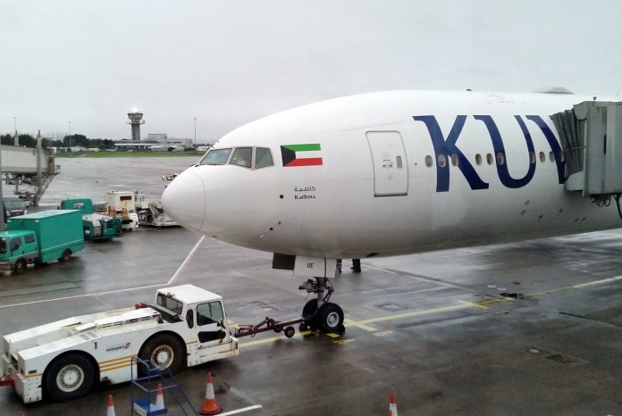 Airline worker dies at Kuwait airport in freak accident