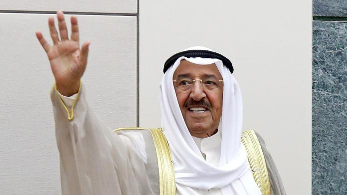 Kuwait Ruler's History