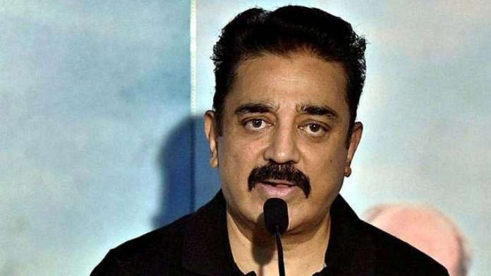 Every religion has its own terrorist Kamal Haasan defends 'Hindu extremist' comment