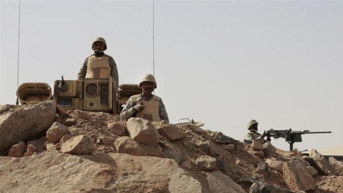 Houthi drone attack 'hits arms depot' at Saudi airport in Najran