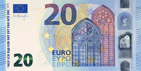 currency euro front2 Top 10 Most Expensive World Currencies in 2019