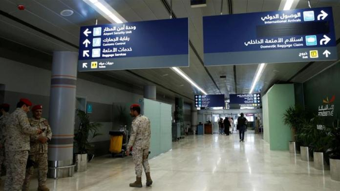 At Saudi airport attacks, 1 died many got injured