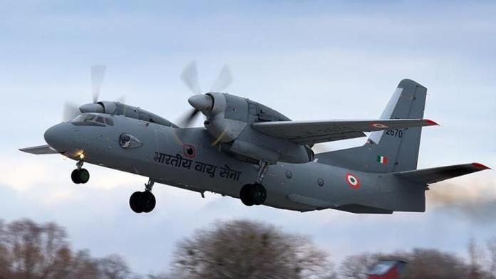 IAF aircraft with 13 on board goes missing after take off from Assam