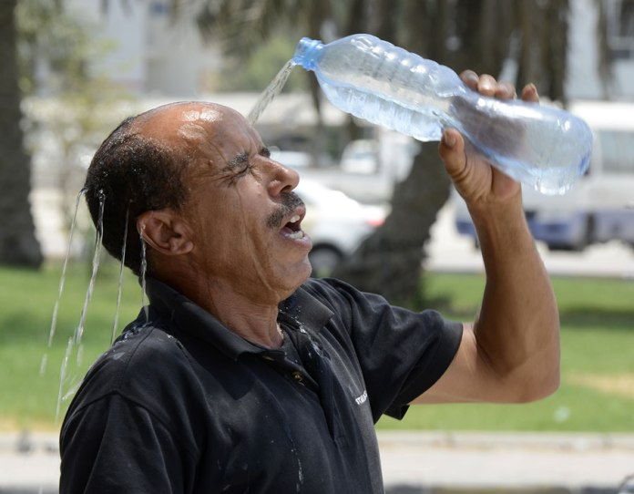 Kuwait exposed to extraordinary heat waves; avoid exposure to direct sun