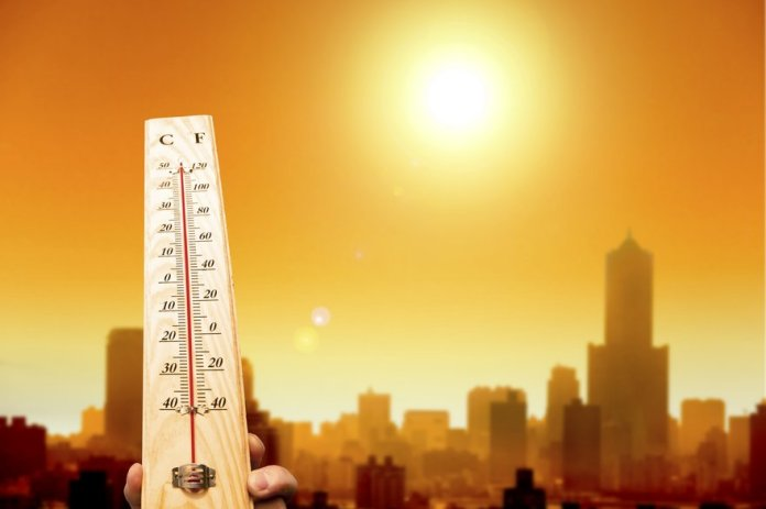 Kuwait technically kicks the temperature record
