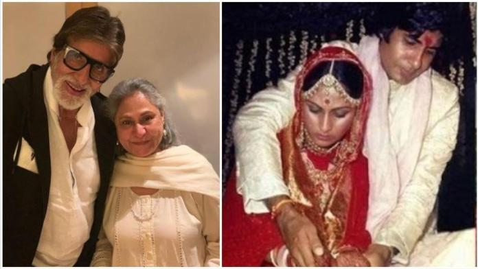 On their wedding anniversary, Amitabh Bachchan reveals incredible story of why he married Jaya