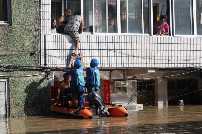 China: Death casualties mount to 44 in typhoon Lekima