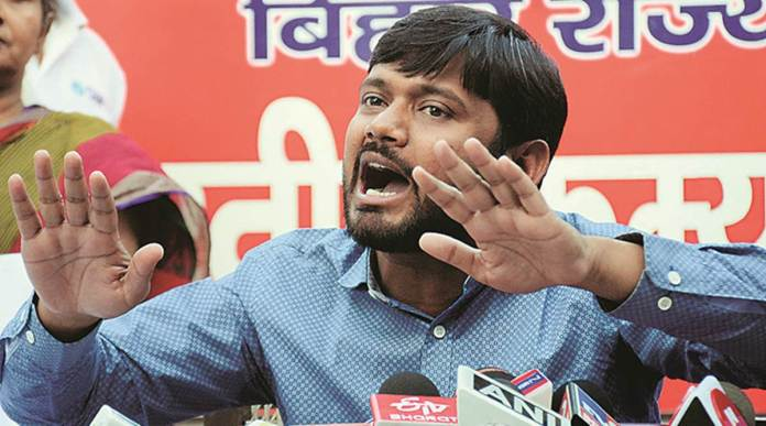 Have a look at how kanhaiya kumar illustrating unity in diversity goes viral