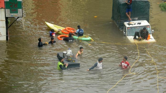 Maharashtra Floods Update: Floodwater retreating in Kolhapur and Sangli, support assistance continue
