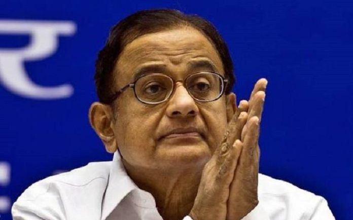 'Courtroom is so small,' Chidambaram said in CBI court