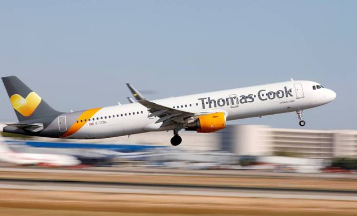 More than 16,700 Thomas Cook customers were repatriated from UK